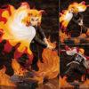 【鬼滅の刃】ARTFX J『煉獄杏寿郎(れんごく きょうじゅろう)』1/8 完成品フィギュア【コトブキヤ】より2021年11月発売予定♪