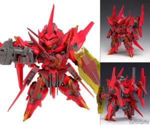 【あまとき】SUPER ROBOT HEROES『イクスクレア・ガストクロウ』プラモデル【WAVE】より2021年7月発売予定♪