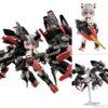 【アリス・ギア・アイギス】デスクトップアーミー『シルフィーII Mode-B グリンブルスティ装備』可動フィギュア【メガハウス】より2021年10月発売予定♪
