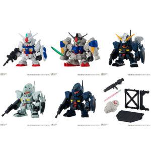 【ガンダム】『ガシャポン戦士フォルテ14』12個入りBOX【バンダイ】より2021年8月発売予定♪