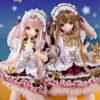 【えっくす☆きゅーと】Star Sprinkles『Moon Rabbit Miu ムーンラビット 月兎/みう』スター スプリンクルス 1/6 完成品ドール【アゾン】より2021年11月発売予定☆