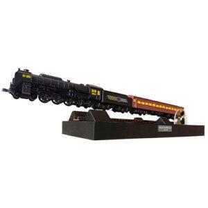 【銀河鉄道999】『フローティングモデル 銀河超特急999号 TVアニメバージョン』一部組立式 浮遊模型【ノエルコーポレーション】より2021年5月発売予定♪