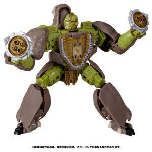 【トランスフォーマー】キングダム『KD-13 ライノックス』可変可動フィギュア【タカラトミー】より2021年10月発売予定♪