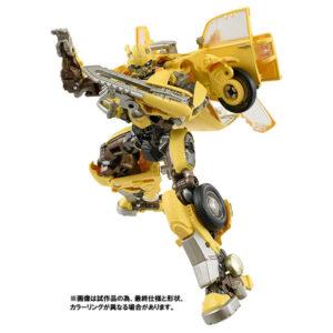 【トランスフォーマー】プレミアムフィニッシュ『PF SS-01 バンブルビー』可変可動フィギュア【タカラトミー】より2021年10月発売予定♪