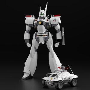 【パトレイバー】ACKS『AV-98 イングラム1号機』『98式特型指揮車』1/43 プラモデル【アオシマ】より2021年10月発売予定☆