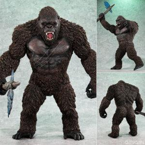 【ゴジラVSコング】UA Monsters『コング/KONG from GODZILLA vs.KONG 2021』完成品フィギュア【メガハウス】より2021年10月発売予定♪