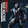 【アイアンマン2】ムービー・マスターピース DIECAST『ウォーマシン』1/6 可動フィギュア【ホットトイズ】より2022年12月再販予定♪