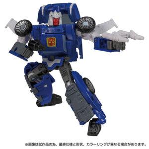 【トランスフォーマー】キングダム『KD-15 トラックス』可変可動フィギュア【タカラトミー】より2021年11月発売予定♪
