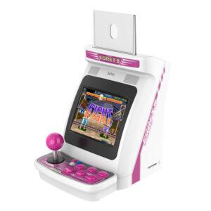 【イーグレットツー ミニ】卓上ゲームセンター『EGRET II mini(イーグレットツー ミニ)』ゲーム機【セガトイズ】より2022年3月発売予定♪