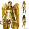 【ワンダーウーマン】マフェックス『ワンダーウーマン 1984 ゴールドアーマー版/WONDER WOMAN GOLDEN ARMOR Ver.』MAFEX 可動フィギュア【メディコム・トイ】より2022年5月発売予定♪