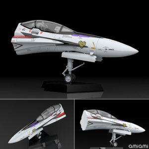 【マクロスF】PLAMAX『機首コレクション VF-25F』1/20 プラモデル【マックスファクトリー】より2021年11月発売予定♪
