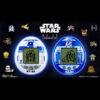【スター・ウォーズ】たまごっち『R2-D2 TAMAGOTCHI Classic color ver./Holographic ver.』全2モデル【バンダイ】より2021年11月発売予定☆