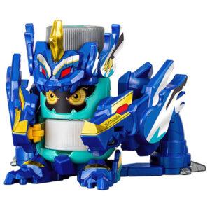 【キャップ革命 ボトルマン】BOT-21『フウジンエメラルド』玩具【タカラトミー】より2021年10月発売予定♪