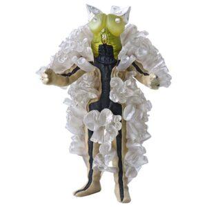 【ウルトラセブン】ウルトラ大怪獣シリーズ5000『プラチク星人』完成品フィギュア【エクスプラス】より2022年4月発売予定☆