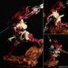 【フェアリーテイル】1/6『エルザ・スカーレット the騎士ver. another color:紅鎧/黒鎧:』FAIRY TAIL 完成品フィギュア【オルカトイズ】より2022年2月発売予定♪