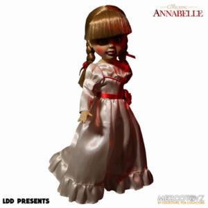 【アナベル 死霊館の人形】リビングデッドドールズ『アナベル』完成品ドール【メズコ】より2022年3月再販予定♪