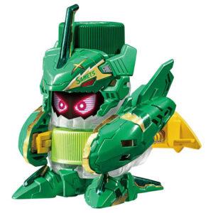 【キャップ革命 ボトルマン】『BOT-24 サーメッツ』玩具【タカラトミー】より2021年11月発売予定♪