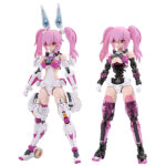 【FANTASY GIRLS】CYBER FOREST『REMOTE ATTACK BATTLE BASE INFO TACTICIAN Lirly Bell/リリーベル』1/12 プラモデル【ヌークマトリックス】より2022年1月発売予定♪