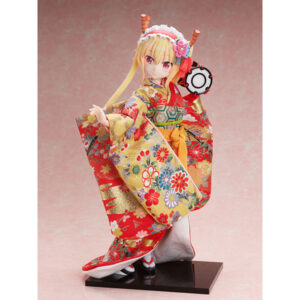 【小林さんちのメイドラゴン】吉徳×F:NEX『トール 日本人形』1/4 完成品フィギュア【フリュー】より2022年6月発売予定♪